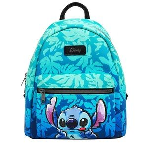 Sold out LOUNGEFLY DISNEY CLASSICS STITCH BACKPACK